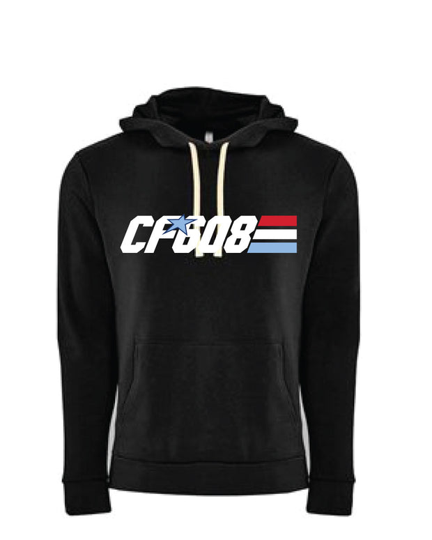 CrossFit 608 Unisex Pullover Hoodie-Boxstar Apparel