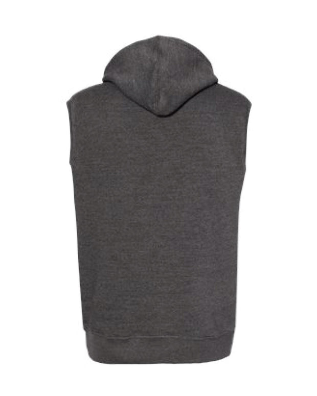 CrossFit 608 Sleeveless Hooded Sweatshirt-Boxstar Apparel