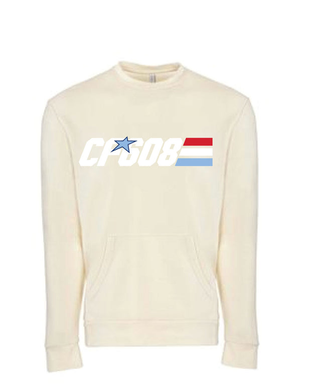 CrossFit 608 Unisex Lightweight Crewneck With Pocket-Boxstar Apparel