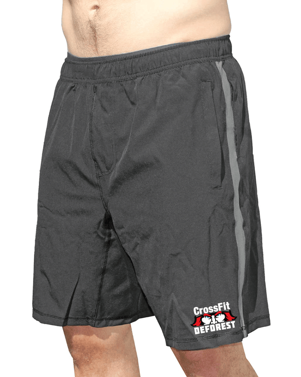 CrossFit Deforest Men's Coach Shorts-Boxstar Apparel