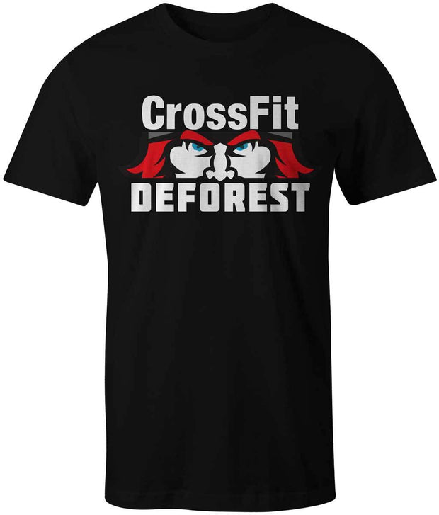 CrossFit Deforest Men's Tee-Boxstar Apparel