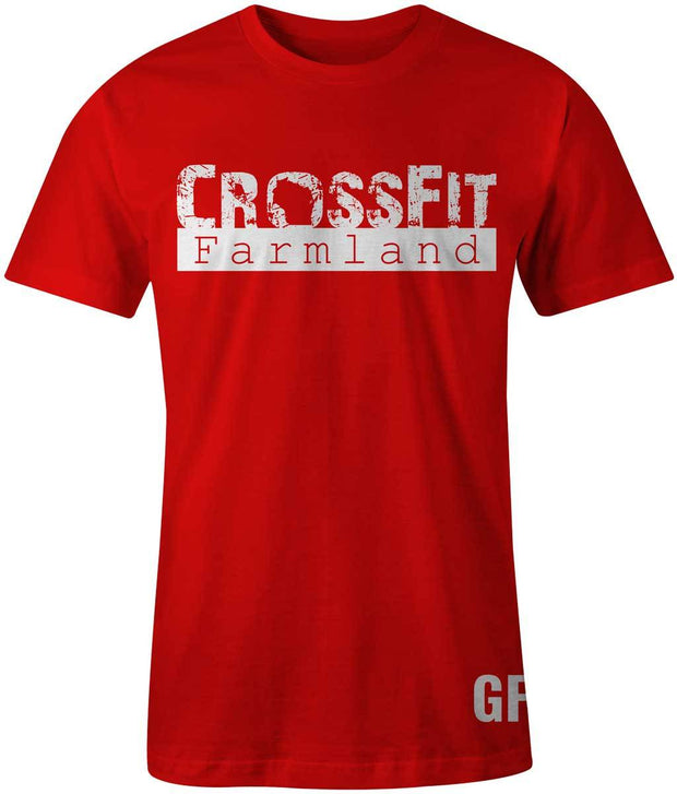 CrossFit Farmland Wisconsin Born Tee-Boxstar Apparel