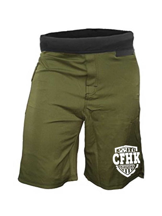 Men's CrossFit Hard Knox WOD Shorts-Boxstar Apparel