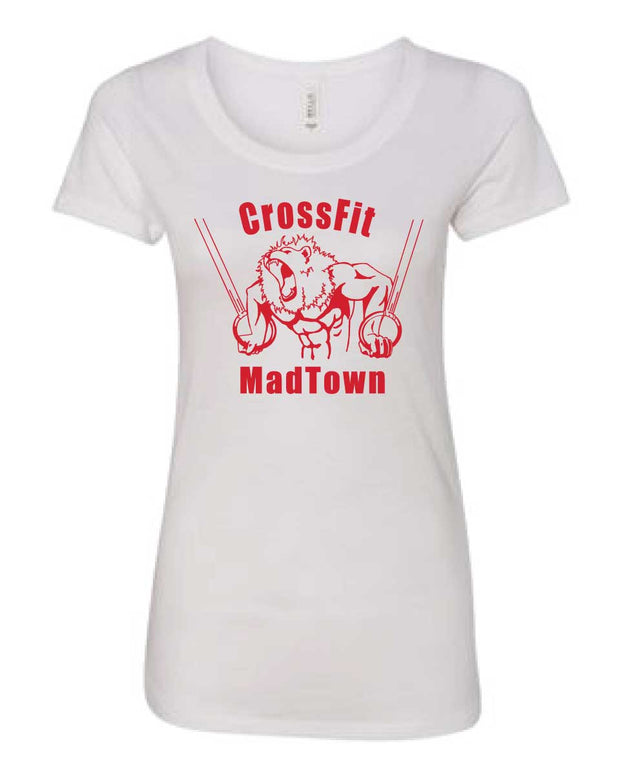 CrossFit Madtown Ladies Tee-Boxstar Apparel