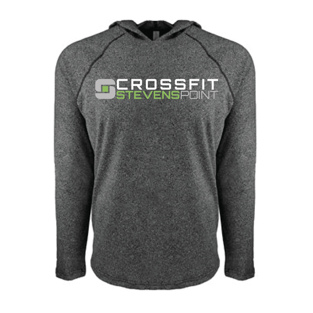 CrossFit Stevens Point Long Sleeve Hooded Tee-Boxstar Apparel
