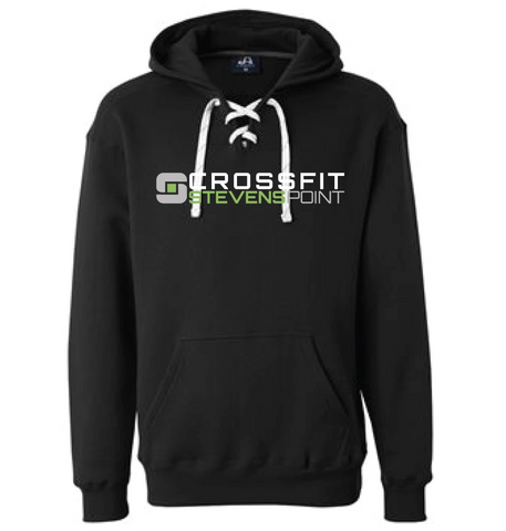 CrossFit Stevens Point Lace Sweatshirt-Boxstar Apparel