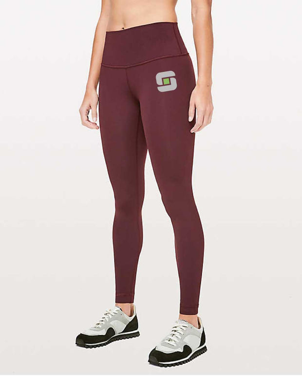 CrossFit Stevens Point High Waist Tights-Boxstar Apparel