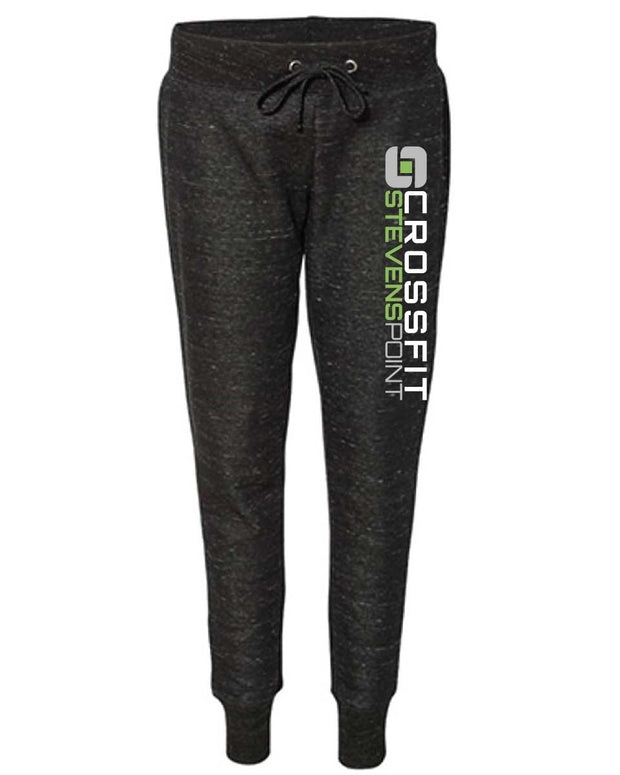 CrossFit Stevens Point Ladies Joggers-Boxstar Apparel