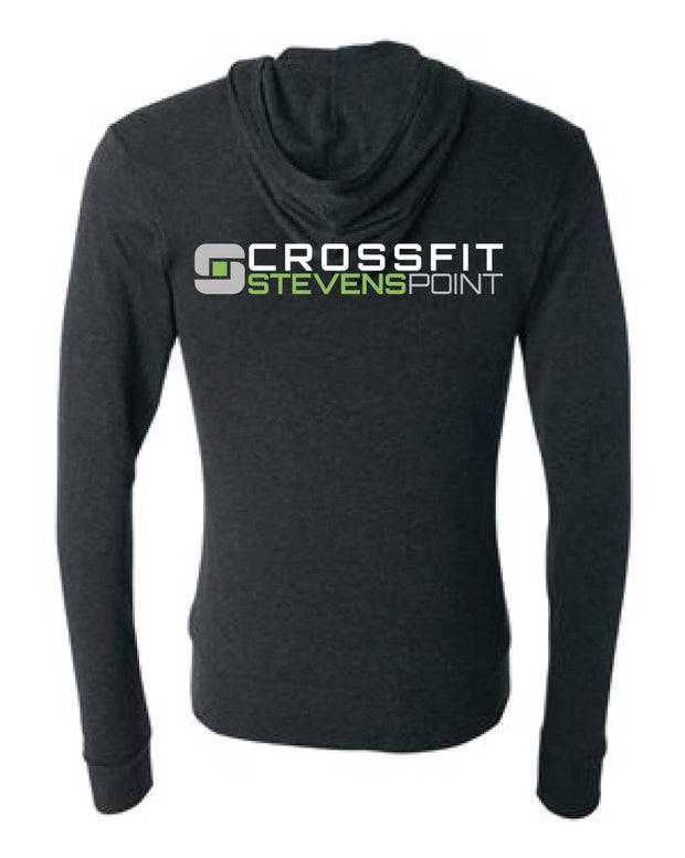 CrossFit Stevens Point Lightweight Zip-Up-Boxstar Apparel