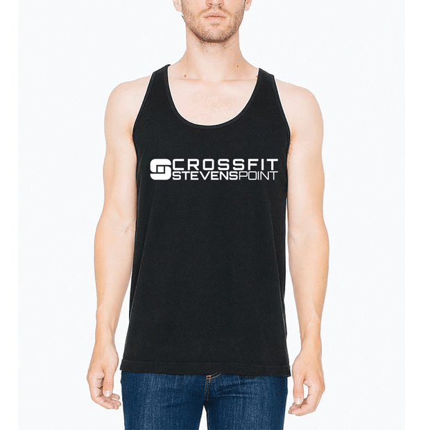 CrossFit Stevens Point Men's Tank-Boxstar Apparel