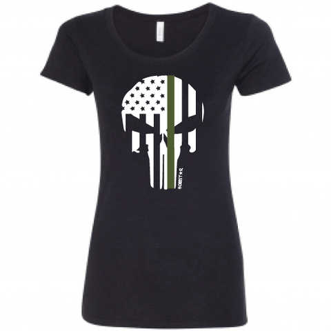 Ladies Defender Tee-Boxstar Apparel