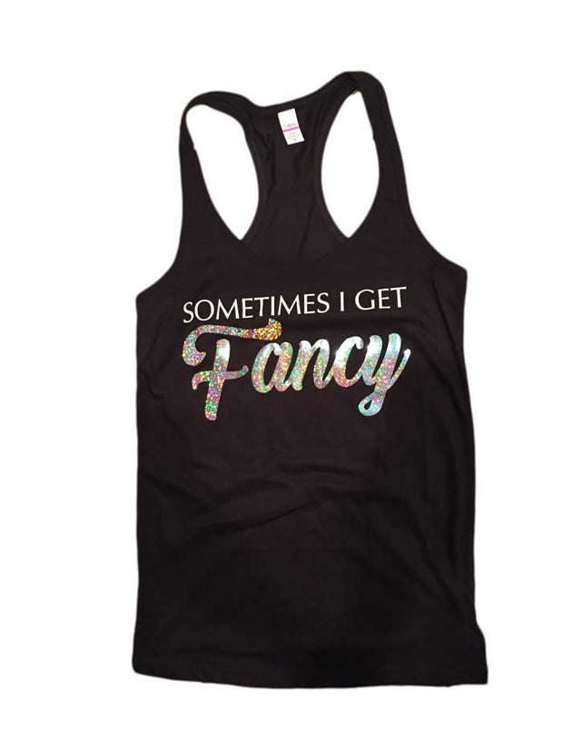 Ladies Fancy Tank-Boxstar Apparel