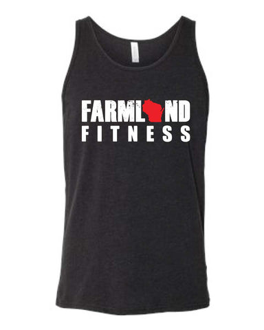 Farmland Fitness Men's Tank-Boxstar Apparel