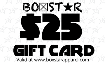 $25 Gift Card-Boxstar Apparel