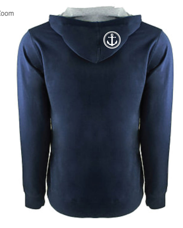 Harbor Park Health & Fitness Zip-up Lightweight Sweatshirt-Boxstar Apparel