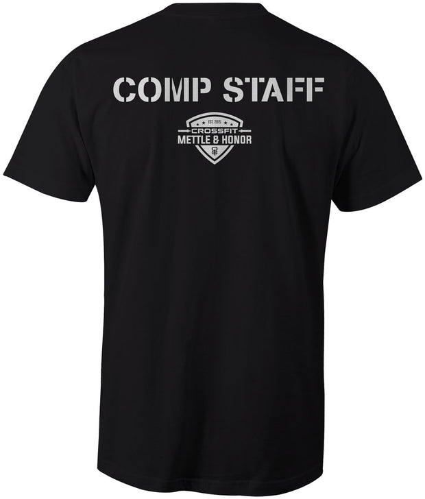 CrossFit Mettle & Honor Heavy Mettle 2 Volunteer Tee-Boxstar Apparel