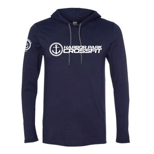 HPCF Long Sleeve Hooded Tee-Boxstar Apparel