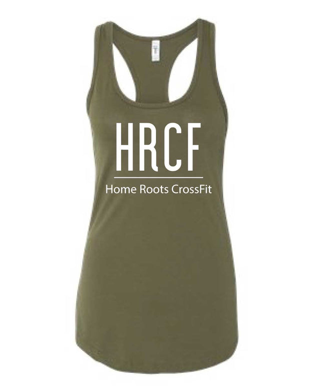 Home Roots CrossFit Ladies HRCF Tank-Boxstar Apparel