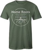 Home Roots CrossFit Men's Big Logo Tee-Boxstar Apparel