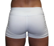 Ladies Freedom Shorts-Boxstar Apparel