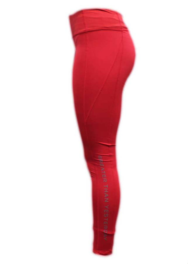 Ladies > Yesterday Full Length Tights-Boxstar Apparel