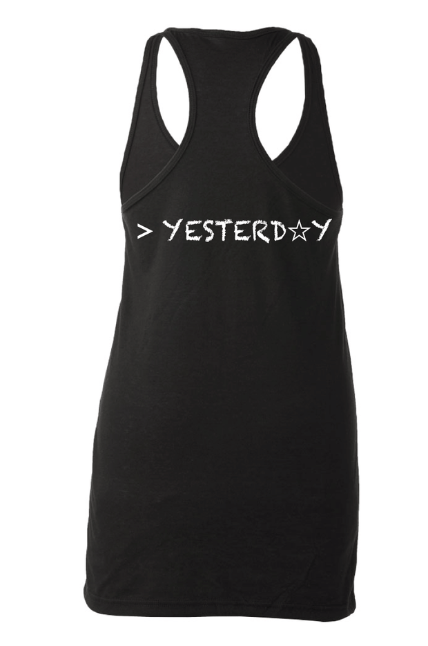 Ladies >Yesterday Tank-Boxstar Apparel