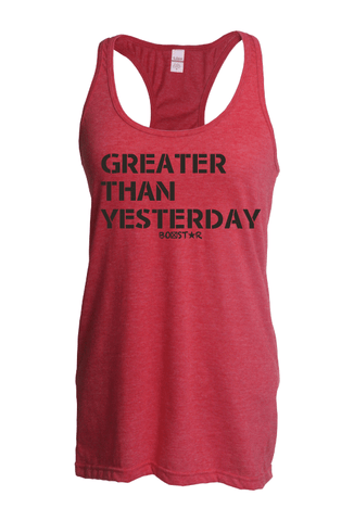 Ladies > Yesterday 3.0 Tank-Boxstar Apparel