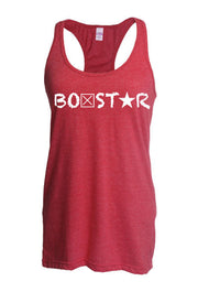 Ladies Logo Tank-Boxstar Apparel