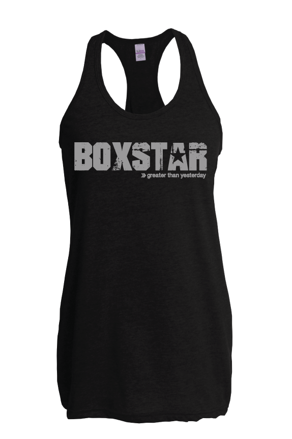 Ladies Mantra Tank-Boxstar Apparel