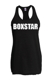 Ladies Paleoshmaleo 2.0 Tank-Boxstar Apparel