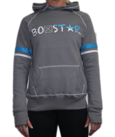 Ladies Spry Hoody-Boxstar Apparel