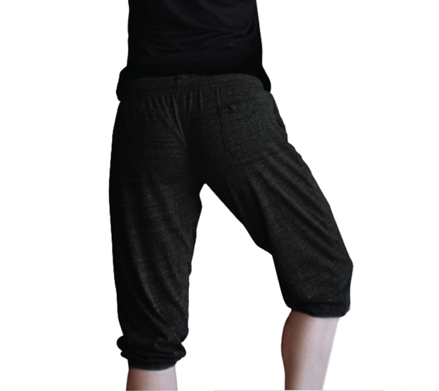 Ladies Tri-blend Capris-Boxstar Apparel