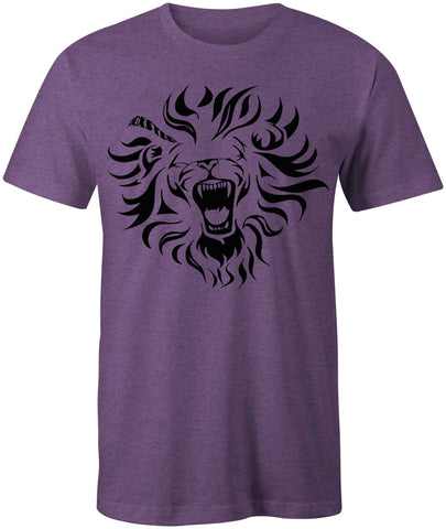 Men's Lion Tee-Boxstar Apparel