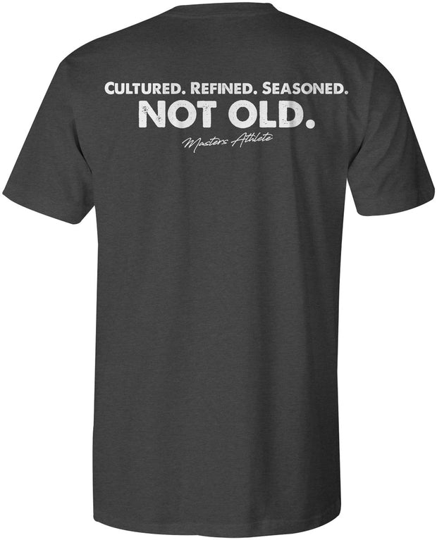 Men's Not Old Masters Athlete Tee-Boxstar Apparel