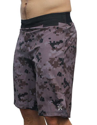 Men's Digistar WOD Shorts-Boxstar Apparel