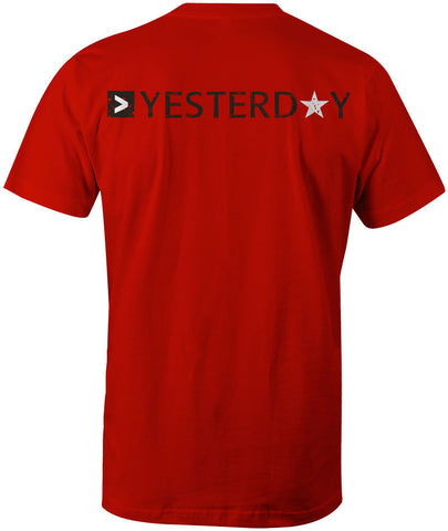 Men's >Yesterday 2.0 Tee-Boxstar Apparel