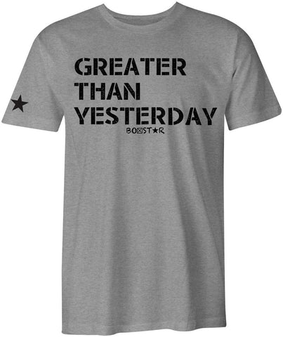 Men's >Yesterday 3.0 Tee-Boxstar Apparel