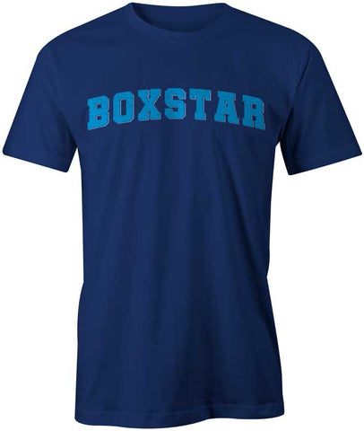 Men's College Tee-Boxstar Apparel
