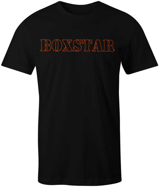 Men's Stencil Tee-Boxstar Apparel