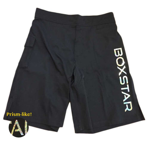 Men's Shimmer WOD Shorts-Boxstar Apparel