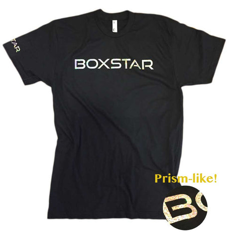 Men's Shimmer Tee-Boxstar Apparel