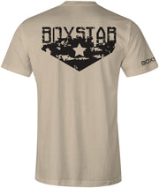 Men's Spartan Tee-Boxstar Apparel