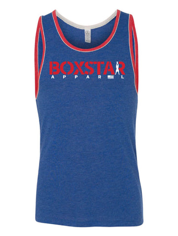 Men's Swing Tank-Boxstar Apparel