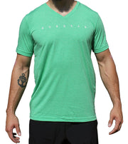 Men's Valor V-neck Tri-blend Tee-Boxstar Apparel