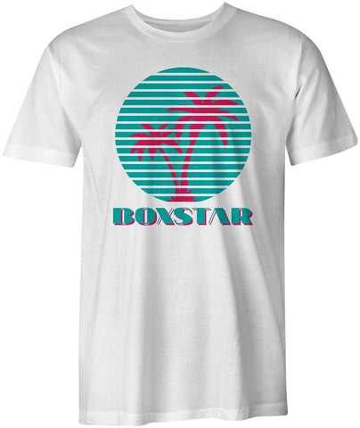 Men's Miami Vibes Tee-Boxstar Apparel