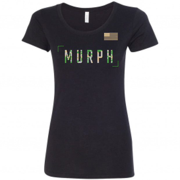Ladies Murph Never Relent Tee-Boxstar Apparel