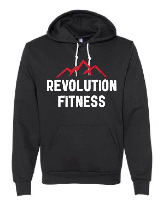 Revolution Fitness Youth Unisex Hoodie-Boxstar Apparel