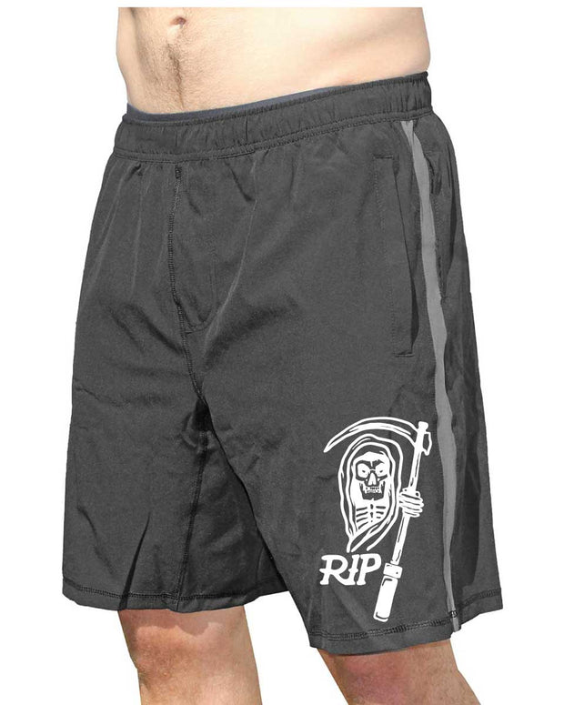 Ruthless In Pursuit Men's Coach Shorts-Boxstar Apparel