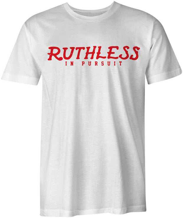 Ruthless In Pursuit Men's Tee-Boxstar Apparel