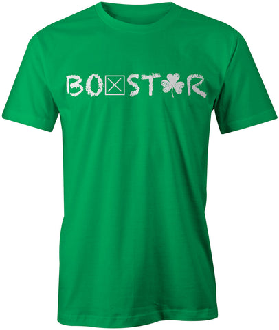 Men's Shamrock Tee-Boxstar Apparel